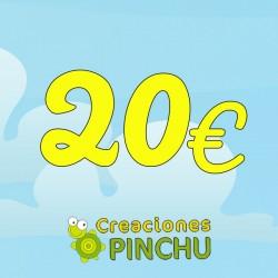 Encargo personalizado 20€