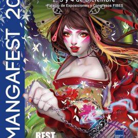 2,3 y 4 Diciembre – Mangafest Sevilla