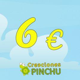 Encargo personalizado de 6€